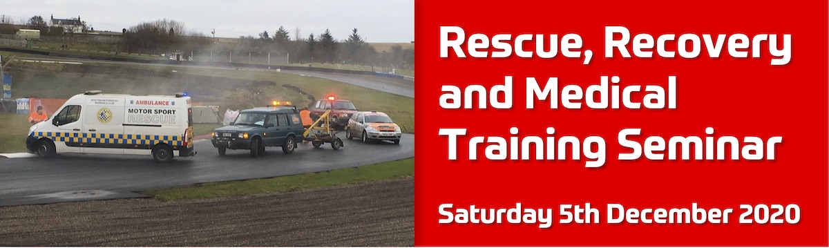 Rescue, Recovery and Medical Training Seminar